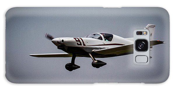 Big Muddy Air Race Number 91 Galaxy Case