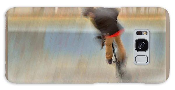 Biking  The Skateboard Park 4 Galaxy Case
