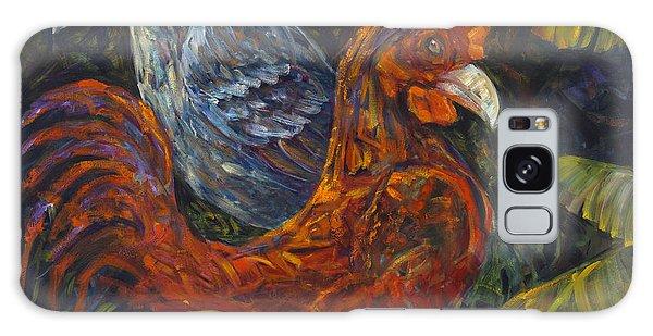 Birditudes Galaxy Case