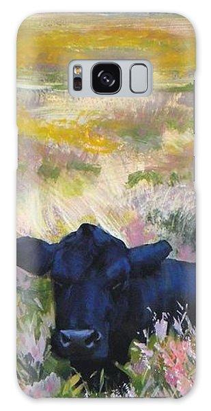Black Cow Dartmoor Galaxy Case