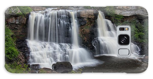 Blackwater Falls Galaxy Case