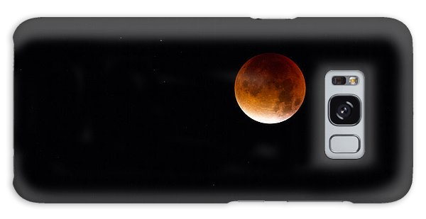 Blood Moon Super Moon 2015 Galaxy Case
