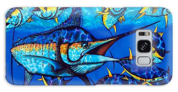 Blue Marlin Galaxy Case