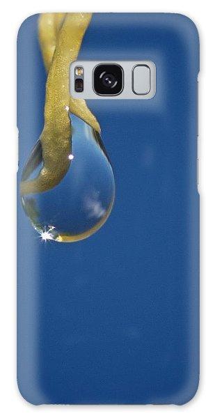 Blue Galaxy Case