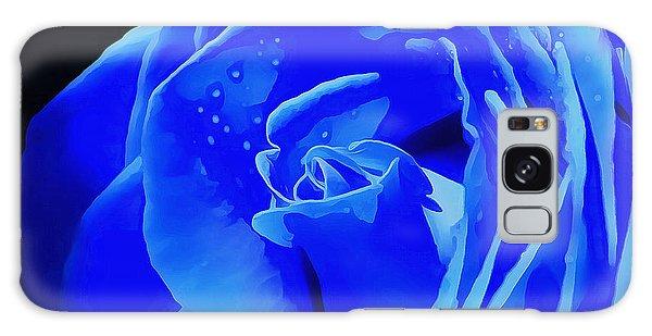 Blue Romance Galaxy Case
