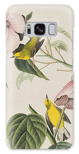 Blue-winged Yellow Warbler  Galaxy S8 Case