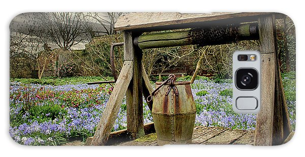 Bluebell Galaxy Case - Bluebell Fields by Martin Newman