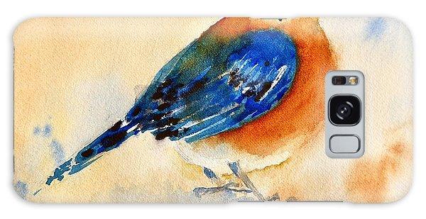 Bluebird #3 Galaxy Case