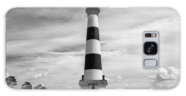 Bodie Galaxy Case - Bodie Island Lighthouse by Michael Ver Sprill