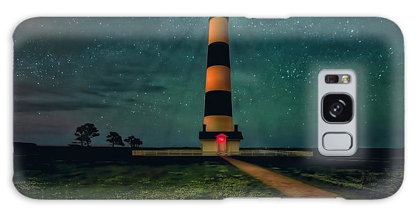 Bodie Island Night Galaxy Case