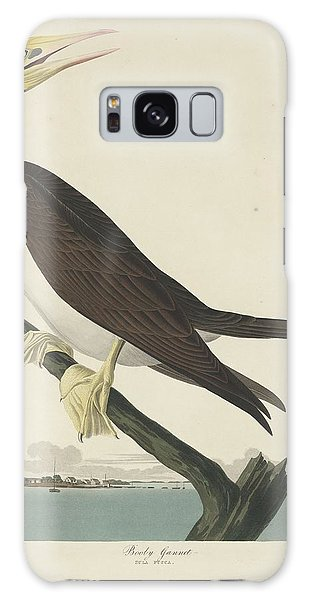 Boobies Galaxy Case - Booby Gannet by Dreyer Wildlife Print Collections