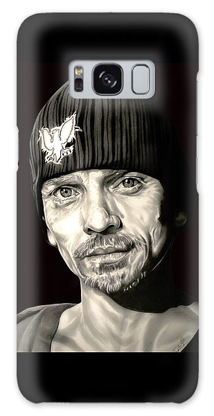Breaking Bad Skinny Pete Galaxy Case by Fred Larucci