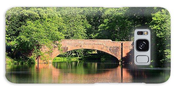 Bridge Reflection In The Spring Galaxy Case