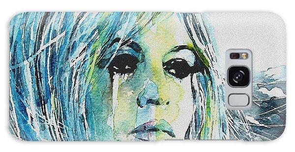 Brigitte Bardot Galaxy Case by Paul Lovering