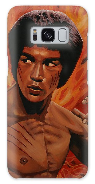 Bruce Lee Enter The Dragon Galaxy Case