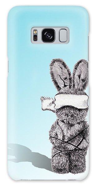 Bunny Bondage Galaxy Case