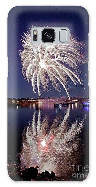 Bristol Fireworks #1 Galaxy Case