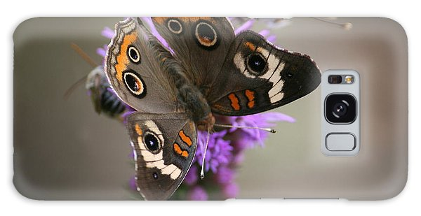 Buckeye Butterfly Galaxy Case