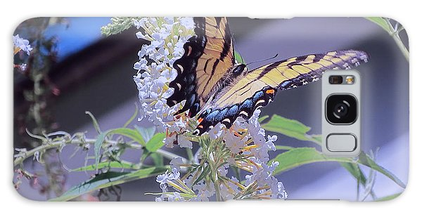 Butterfly Bush ,butterfly Included Galaxy Case