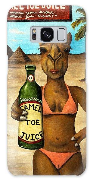 Camel Toe Juice Galaxy Case