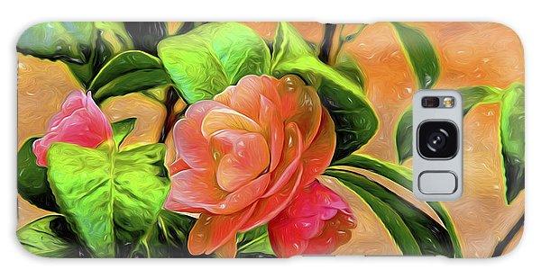 Camellia Candy Galaxy Case