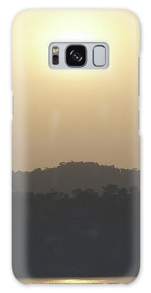 Cameroon Sunrise Africa Galaxy Case