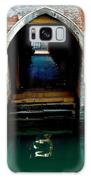 Canal Entrance Galaxy Case