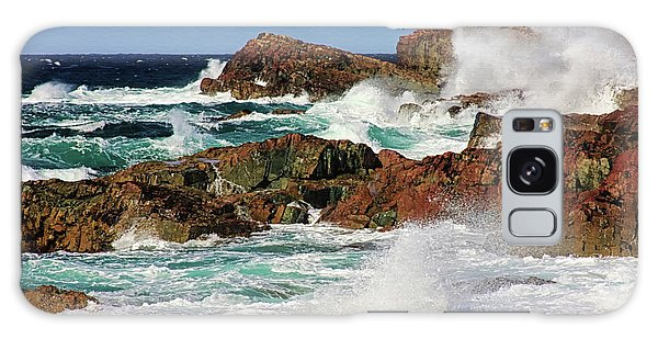 Cape Bonavista, Newfoundland Galaxy Case