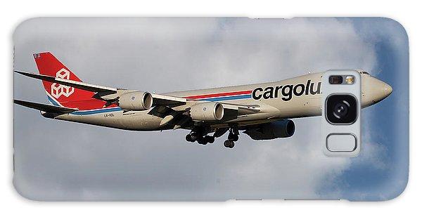 Jet Galaxy Case - Cargolux Boeing 747-8r7 5 by Smart Aviation