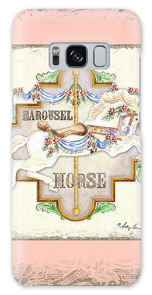 Carousel Dreams - Horse Galaxy Case