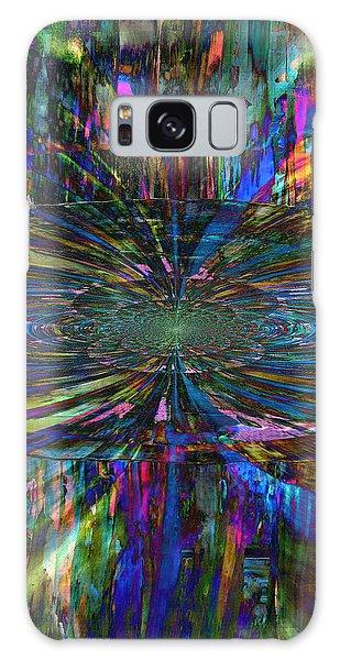 Central Swirl Galaxy Case