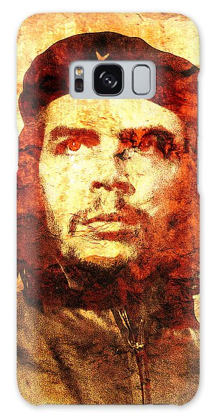 Che Guevara Galaxy Case by J- J- Espinoza