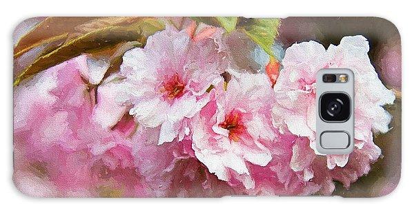 Cherry Blossom Galaxy Case