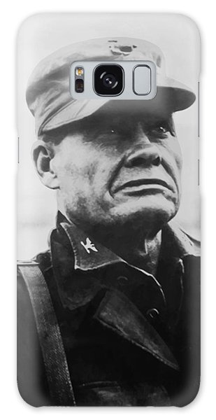 Chesty Puller Galaxy Case by War Is Hell Store