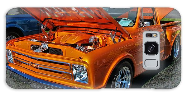 Chevy Stepside Galaxy Case by Victor Montgomery