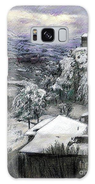 Chiesa San Vito In The Snow Galaxy Case