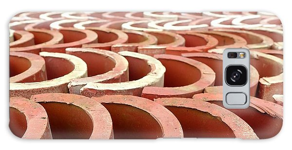 Chinese Traditional Roof Tiles Galaxy Case