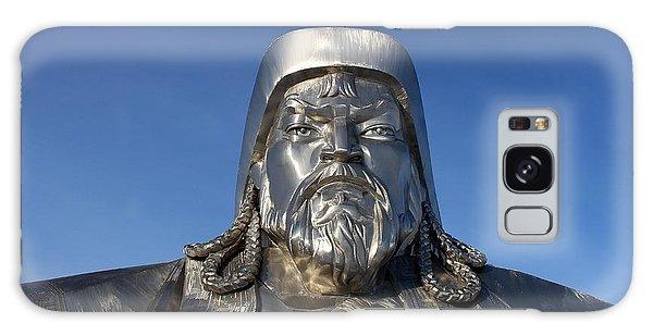 Chinggis Khan/tsagaan Sar Galaxy Case