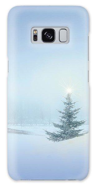 Christmas Spirit Galaxy Case