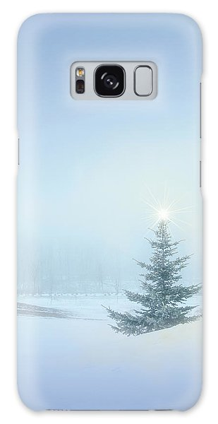 Christmas Spirit Galaxy Case