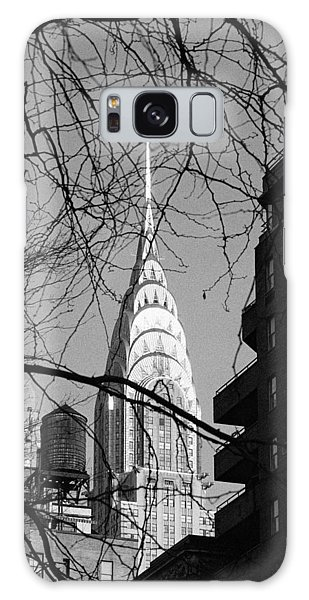 Chrysler Building And Tree Galaxy Case