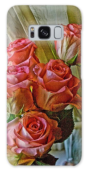 Cindy's Roses Galaxy Case