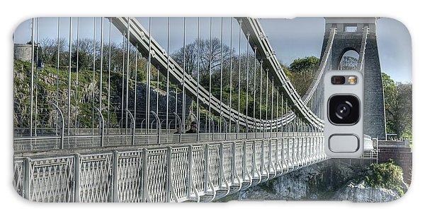 Clifton Suspension Bridge Galaxy Case