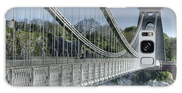 Clifton Suspension Bridge Galaxy Case