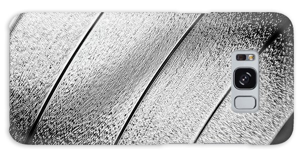 Closeup Macro Photos Of Textures And Pattern For Background As A Galaxy Case by Jingjits Photography
