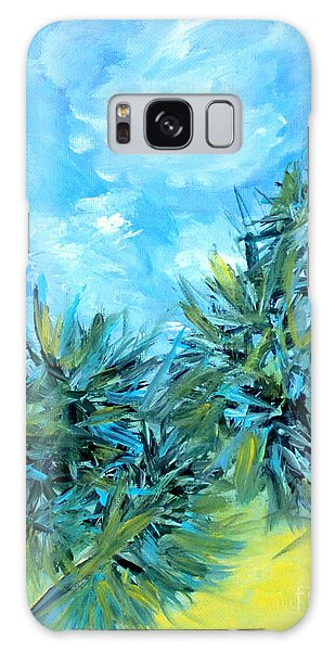 Collection Art  For Health And Life. Painting 10  Galaxy Case