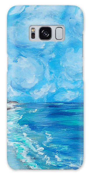 Collection. Art For Health And Life. Painting 4 Galaxy Case