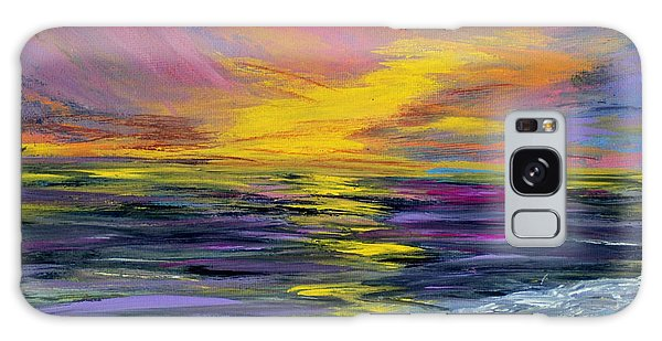 Collection Art For Health And Life. Painting 8 Galaxy Case