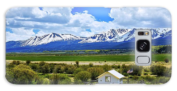 Colorado Mountain Vista Galaxy Case by L O C