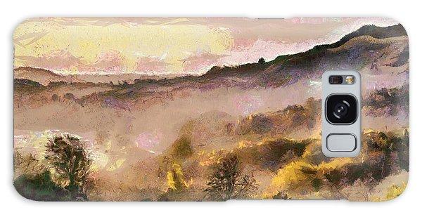 Colors Of Autumn Galaxy Case by Gun Legler